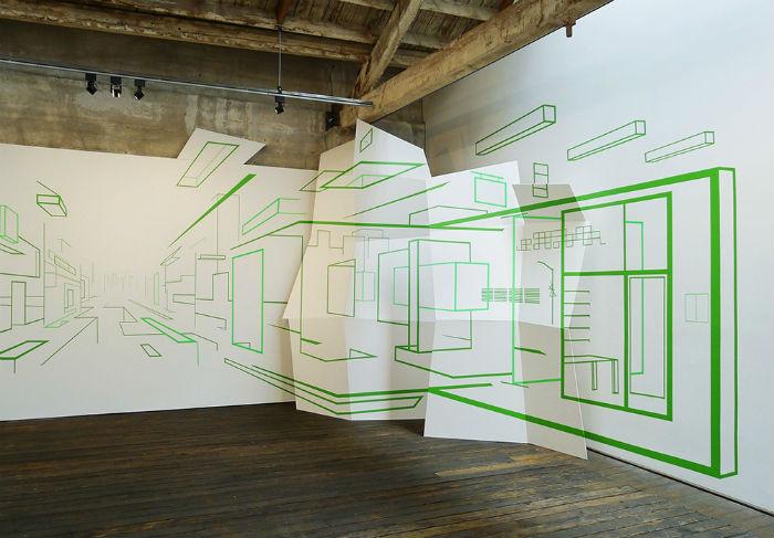 Работы американского художника Дэмиена Джилли
