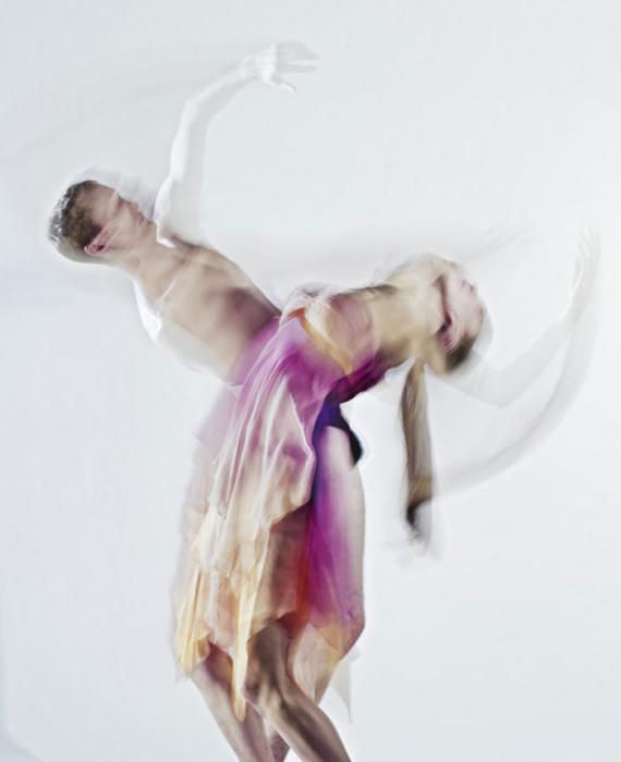 Фотографии танцоров от израильского тандема Шимона и Тамар