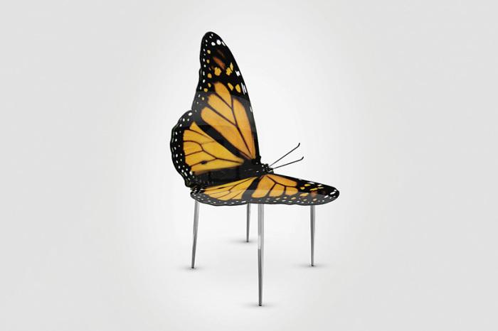 Умопомрачительные дизайнерские кресла невероятного вида