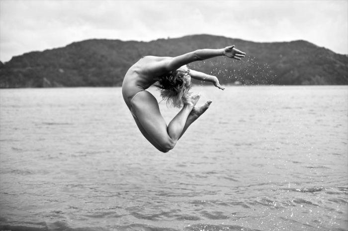 Красота и ловкость в проекте американского фотографа