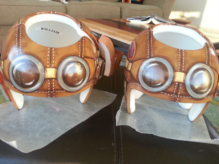 Шлемы для мальчиков
