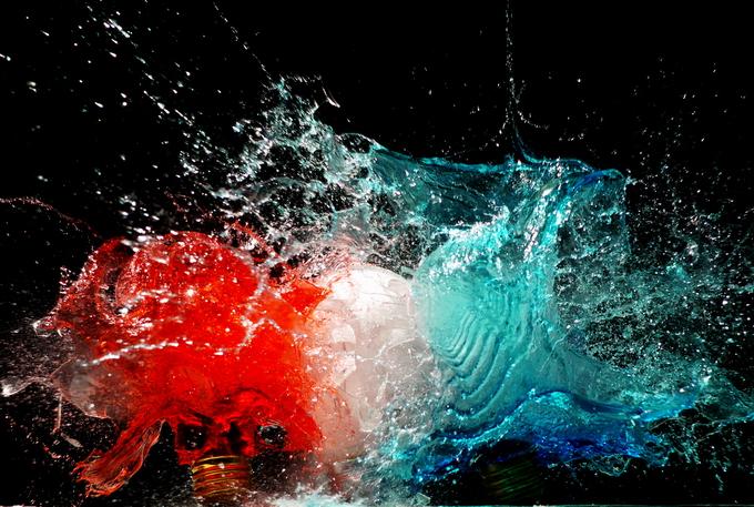 Фотоэскперимент от Jon Smith