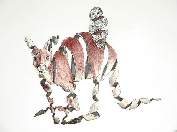 Рисунки Хауме Монтсеррат