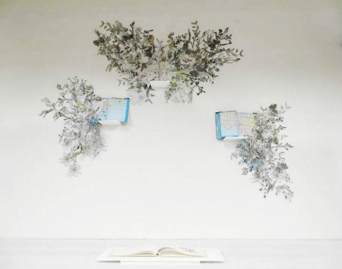 Диковинные «букеты» от автралийской художницы Джесси Питтард