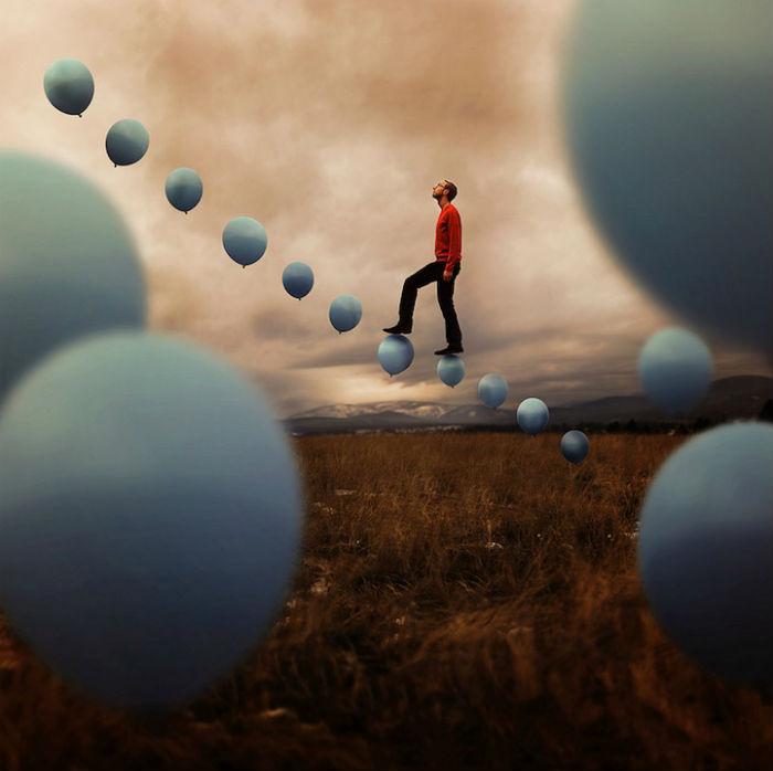 Фантазийный мир, созданный Джоэлем Робисоном