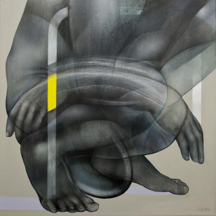Работы датского художника-самоучки Джона Ройсса