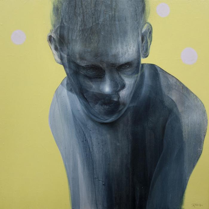 Основные темы художника – отчуждение, одиночество, забвение, болезнь и уединение