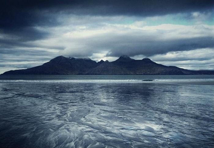 Прекрасные пейзажи Шотландии, снятые при помощи iPhone