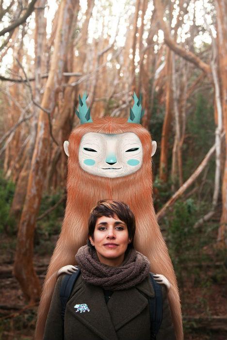 Невероятные истории, рассказанные художницей из Аргентины