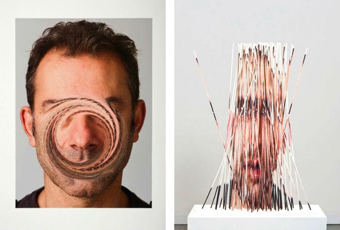 Потрясающие 3D-работы автралийского фотографа