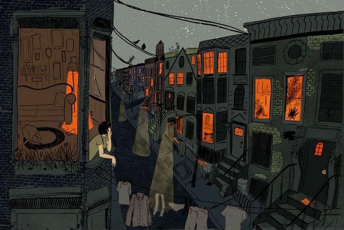 Талантливые иллюстрации Лили Падула