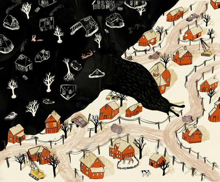 Иллюстрации Лили Падула
