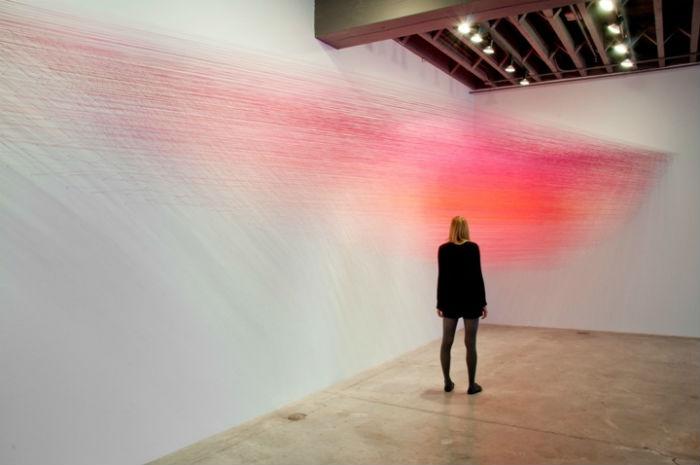 Художница неоднократно выставлялась как самостоятельно, так и в рамках групповых выставок