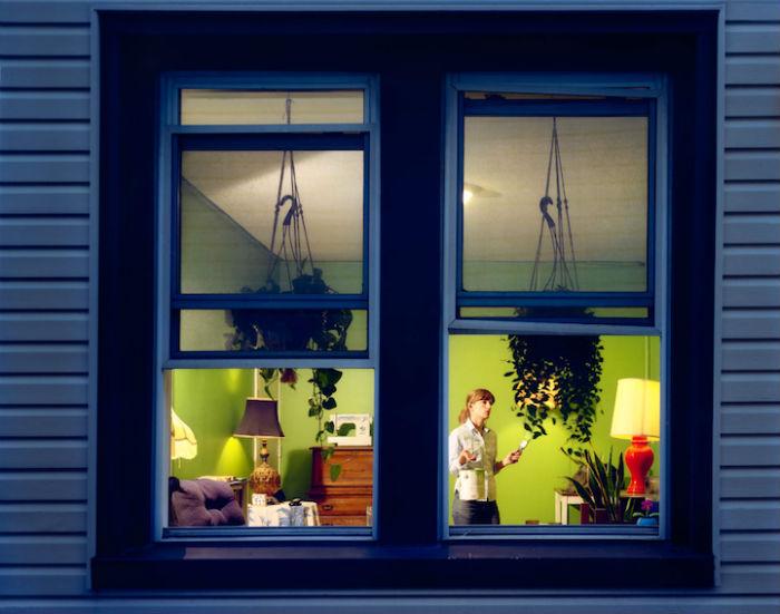 «Из моего окна»: увлекательный фотоцикл о повседневной жизни нью-йоркцев