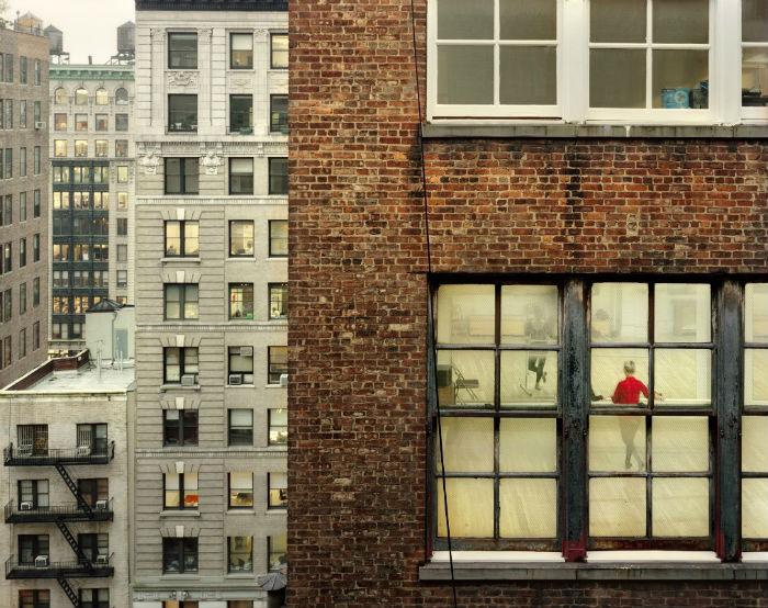 Фотопроект Гейл Халабан о жизни американцев в Нью-Йорке
