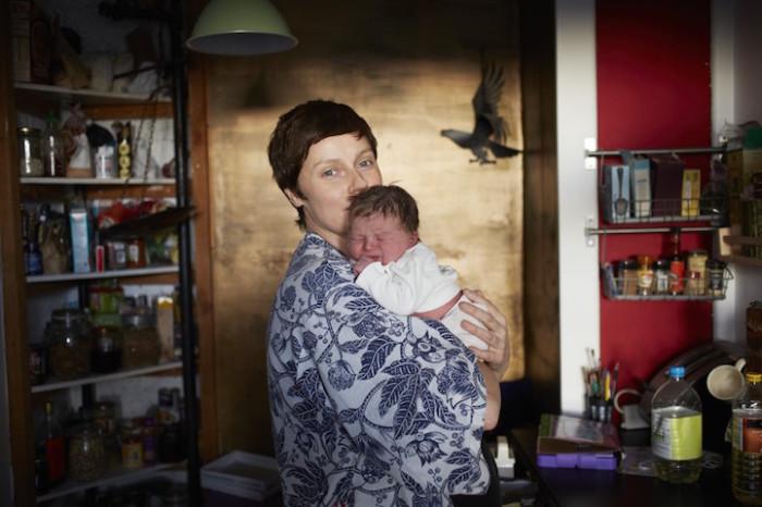 Эмоциональный проект о материнстве