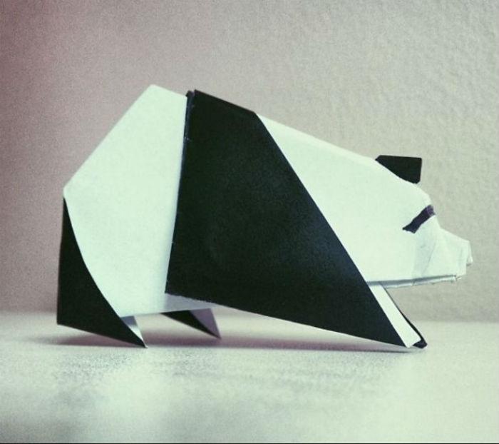 365 дней с оригами: оригинальный проект в Instagram