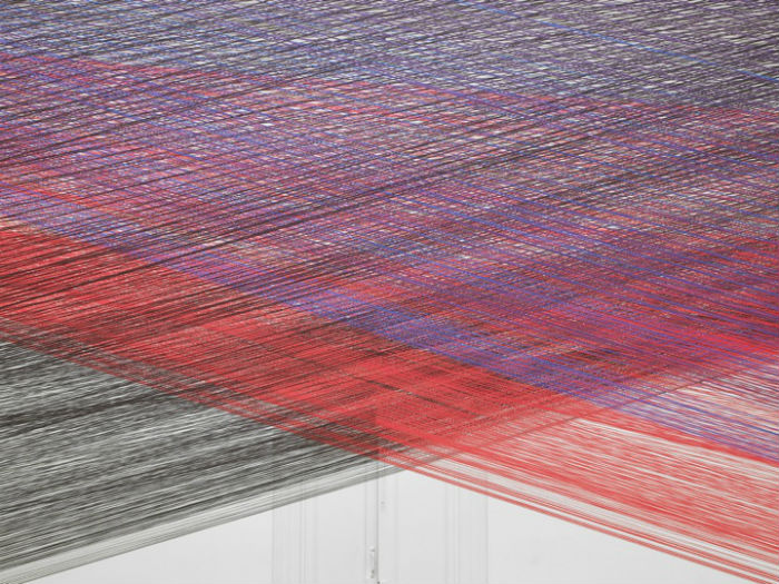 Про Пэй говорят, что она «принадлежит к поколению художников, которые возродили интерес к пространству, цвету и контексту»
