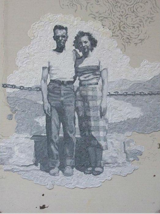 Картины Колина Чиллага