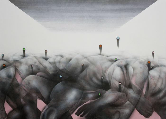 Многие критики причисляют работы Ройсса к кубизму, однако, его работы – это, скорее, некий симбиоз направлений