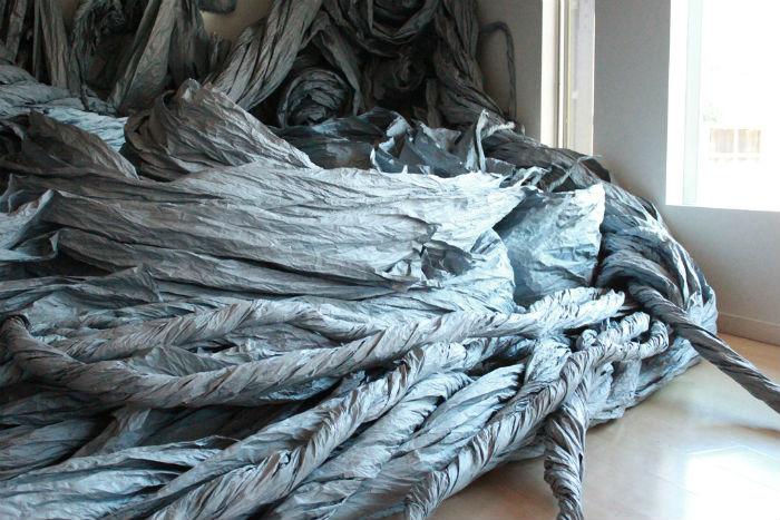 Инсталляция от дуэта американских художников