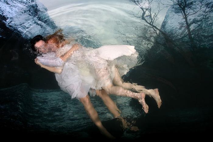 Фантазийный мир в фотографиях Сюзанны Маюри
