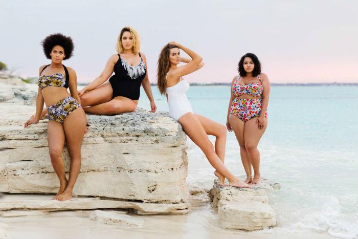 Модели размера «плюс» выступили в защиту девушек с пышными формами