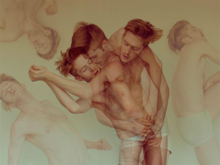 Фотопроект Tension от фотографа Нира Ариели