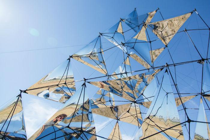 Солнечный колокол Томаса Сарацено