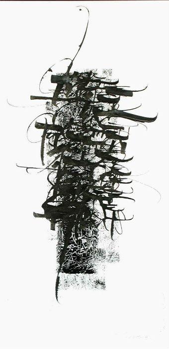 Софи Вербеек. Современная каллиграфия