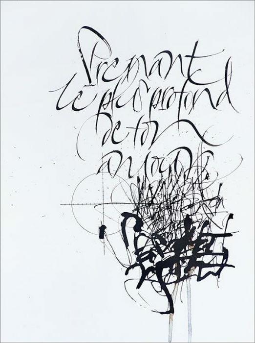 «Искусство красивого письма» от Софи Вербеек