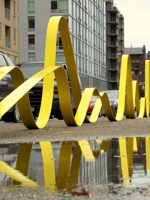 «Unparallel Way» была придумана и разработана в рамках арт-проекта «Brooklyn Utopias» («Бруклинские утопии»)