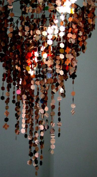Художница создает целые миры, не переставая удивлять искусствоведов и любителей современного искусства