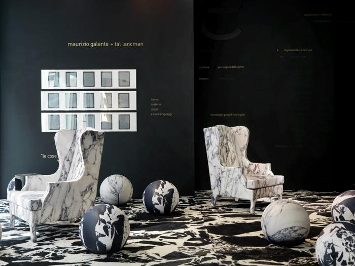 Кресло Louis XV будет хорошо смотреться в современном интерьере