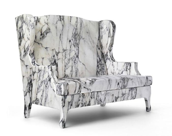 Кресло Louis XV - роскошь и комфорт