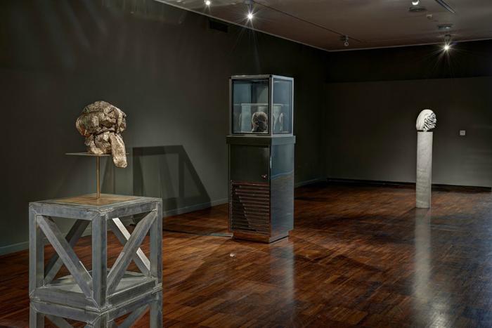 Выставка Марка Куинна в Венеции