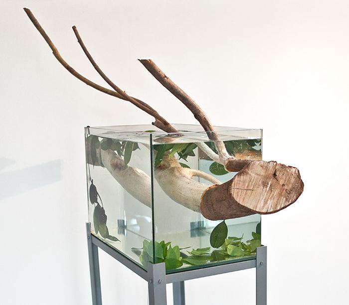 Подводные скульптуры от Forlane 6 Studio.