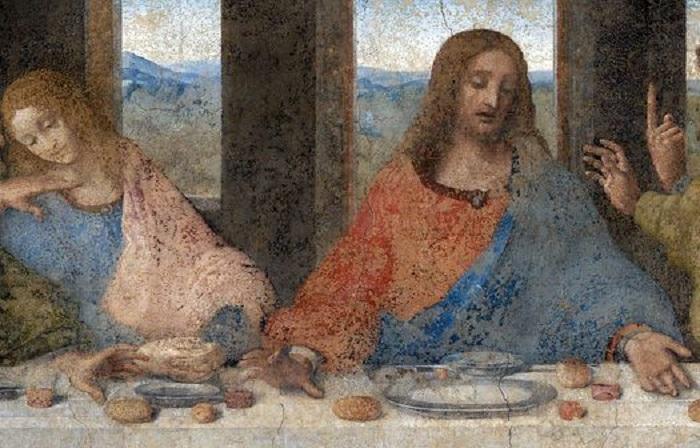 Иисус и Мария Магдалина.