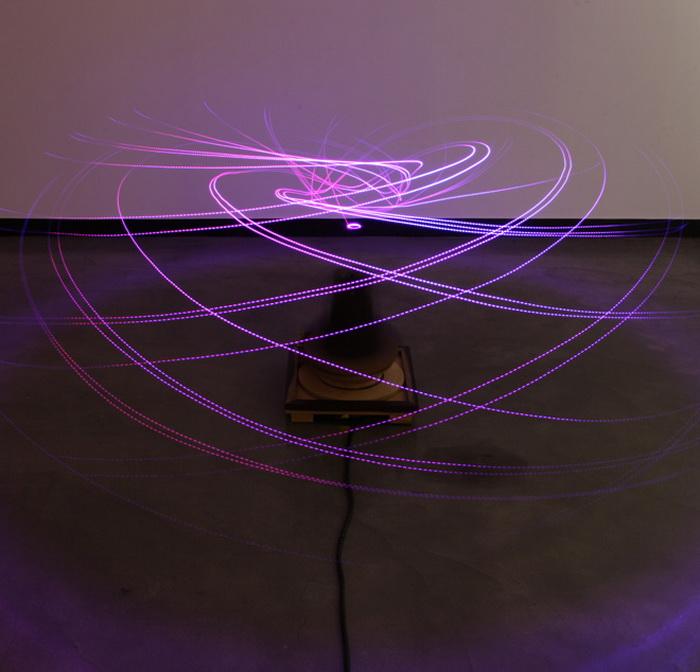 Удивительная световая система