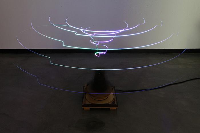 Luxo: роботизированная световая система