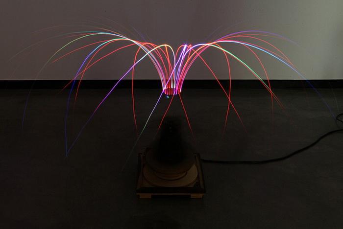 Роботизированная световая система