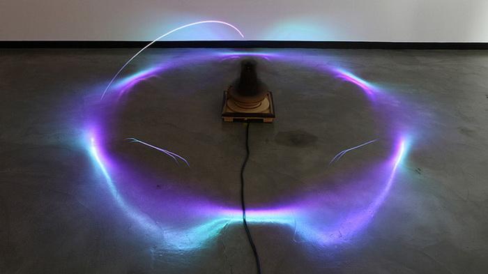 Роботизированная световая система Luxo