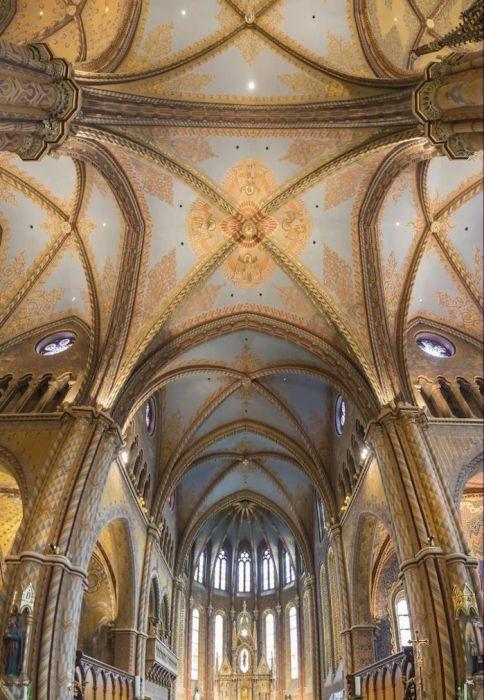 Будапешт, церковь Санкт-Матиас