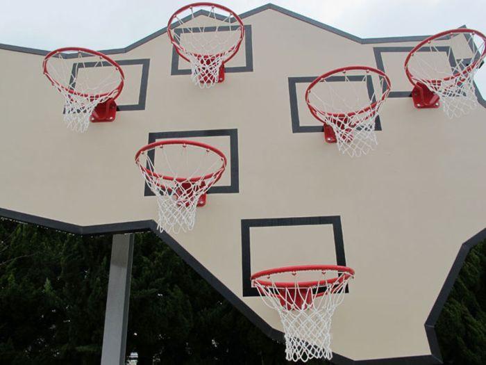 Оригинальный баскетбольный щит
