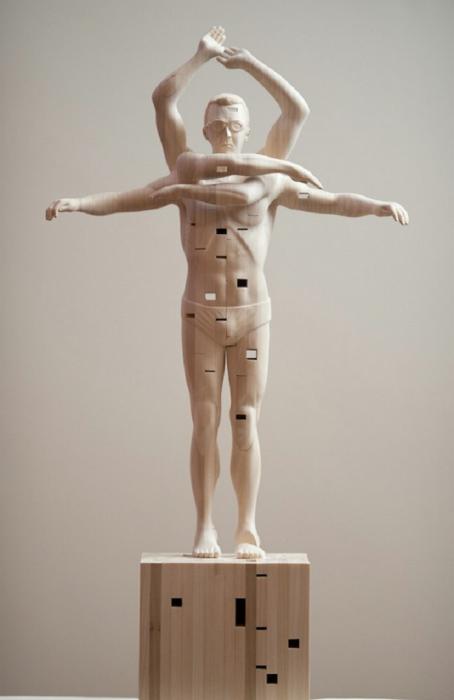 Работы скульптора Paul Kaptein