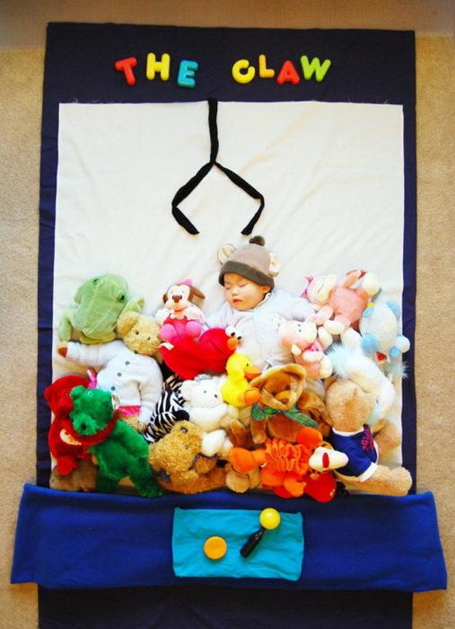 фотографии спящего ребенка