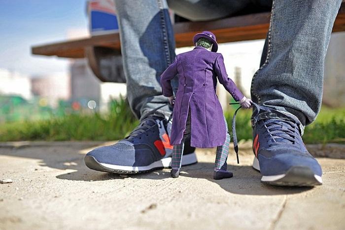 В борьбе со шнурками