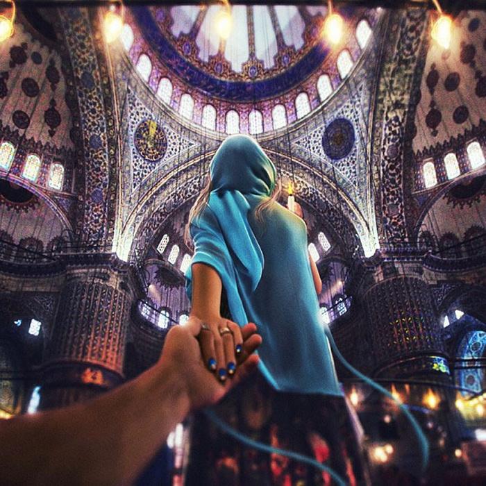 Голубая мечеть, Istanbul, Turkey