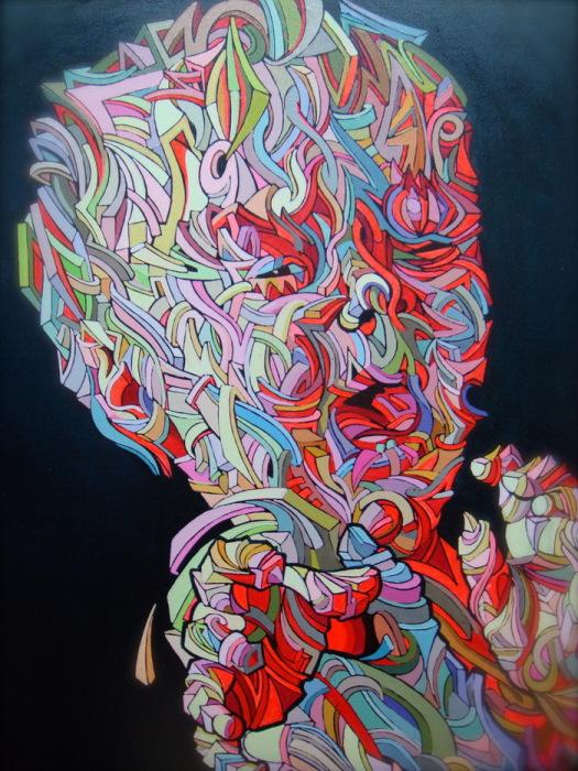 Творческий симбиоз граффити и скульптуры: произведения художника Marchal Mithouard