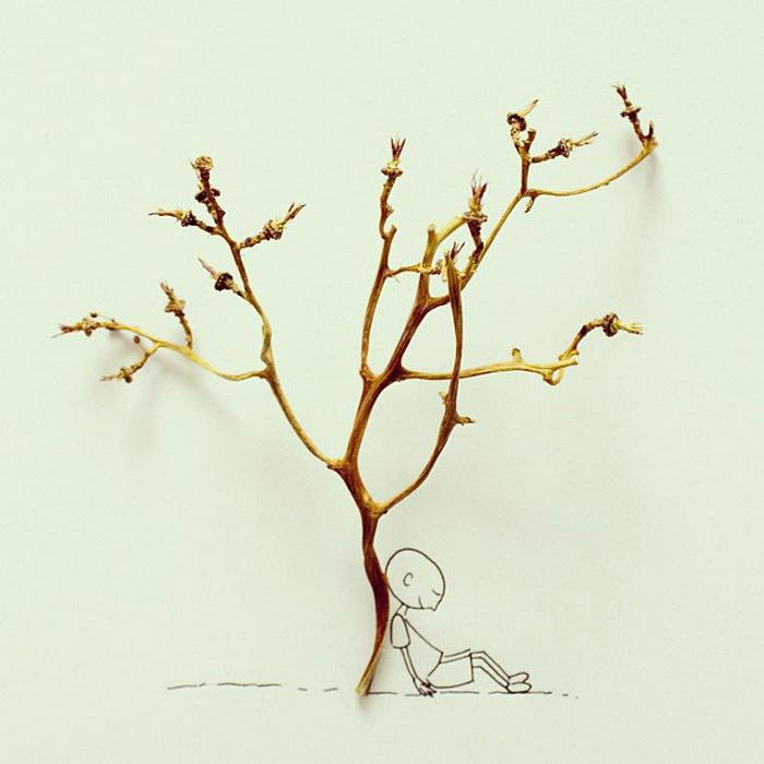 Рисунки-карикатуры Javier Perez